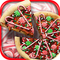 Christmas Candy Pizza Maker icon