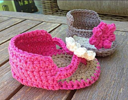 Google Crochet Patterns : description crochet pattern for baby offers you how to crochet step by ...