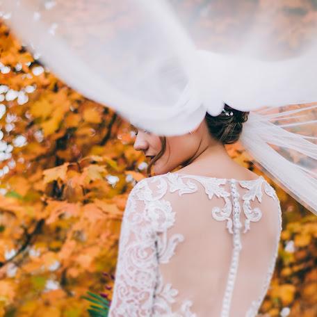 Wedding photographer Yana Levchenko (yanalev). Photo of 13.12.2017