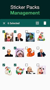 Sticker Maker for WhatsApp, WhatsApp Stickers 3