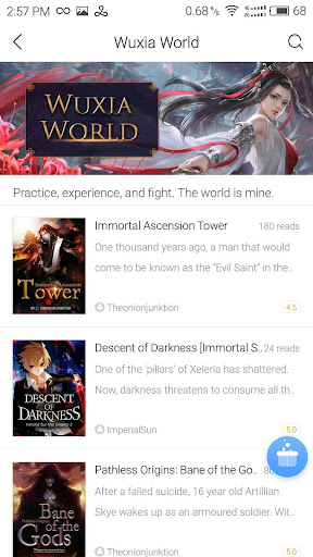 MoboReader - Novels, Stories, Ebooks & AudioBooks Mod Apk Latest