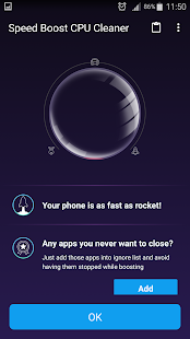 Boost My Android - Speed Booster - náhled