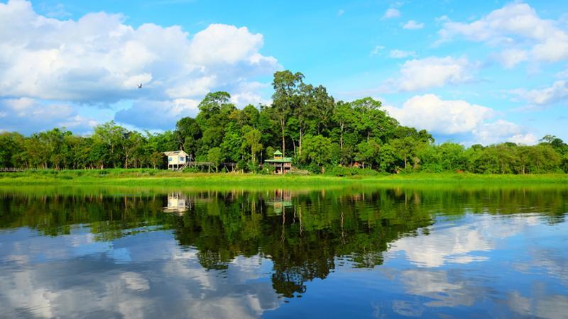 Vẻ hùng vĩ của thiên nhiên tại vườn Quốc gia Cát Tiên