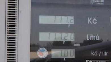 Photo: 117 litrů se tam ještě vlezlo:)