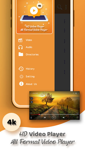 4K HD Video Player - All Format Video screenshot 2