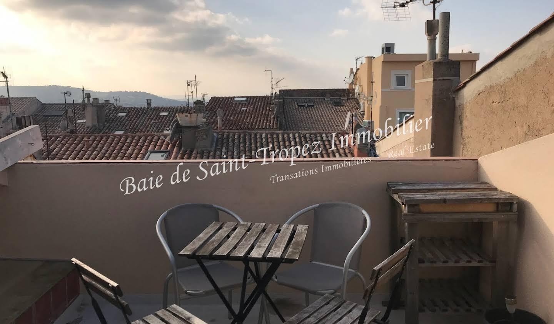 Propriété Saint-Tropez