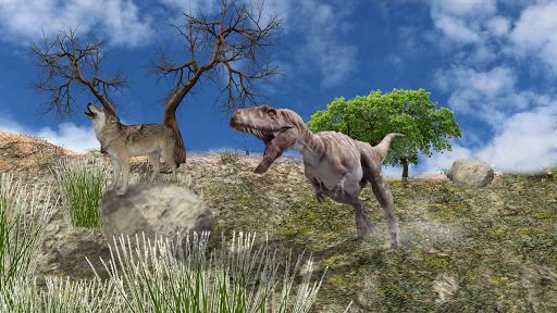 迪诺攻击动物模拟器|玩模擬App免費|玩APPs