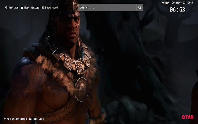 Diablo 4 Wallpapers Hd New Tab Theme Chrome Web Store