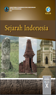 Buku Sejarah Indonesia Kelas X Kurikulum 2013 - náhled