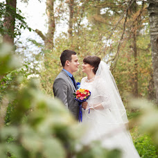 Wedding photographer Olga Frolova (Olikfon). Photo of 19.09.2016