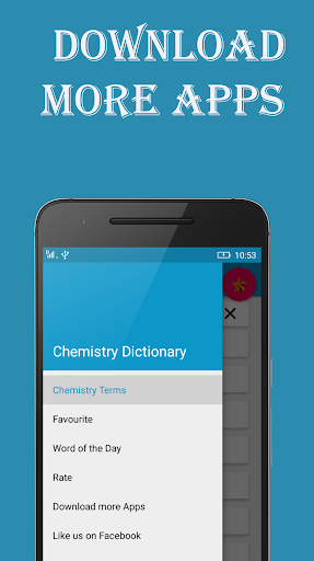 Chemistry Dictionary 1.0.6 screenshots 5