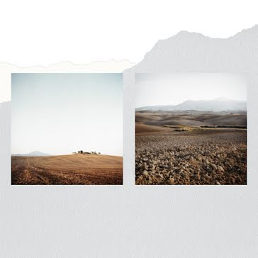 Fields & Hills - Instagram Post Template