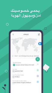 VPNGO – أفضل وكيل VPN سريع وآمن وغير محدود 1
