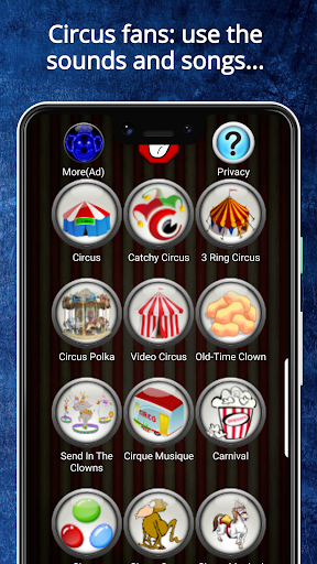 Circus Ringtones screenshots 1