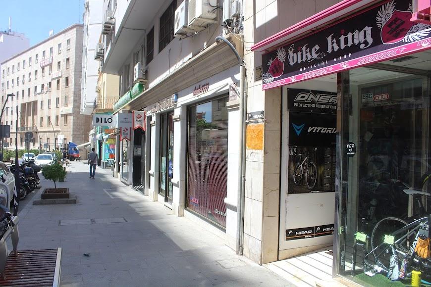 Calle Javier Sanz.