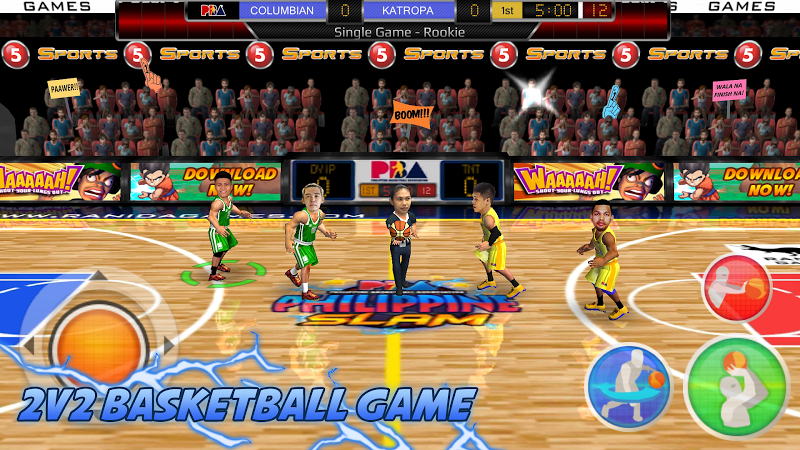Philippine Slam 2019 - Basketball Cheat APK MOD Download 2.47
