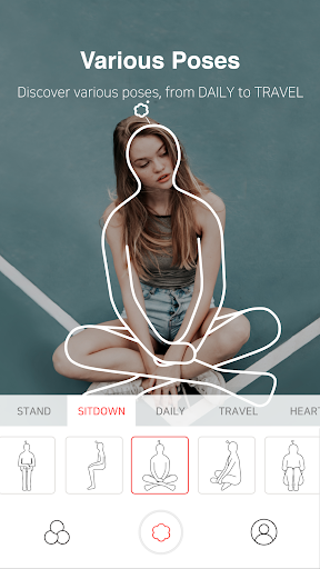 Screenshot for SOVS - Composition Camera in United States Play Store