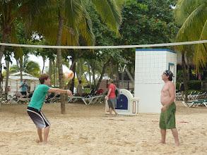 Photo: Volleyballtraining