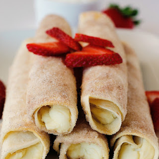 Cheesecake Taquitos