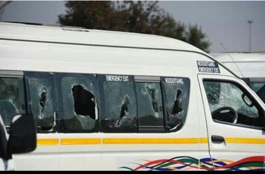 Brits taxi violence leaves one dead, 15 arrested - SowetanLIVE