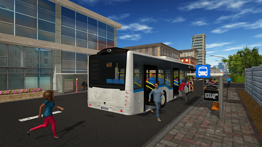 Bus Game Free - Top Simulator Games 1.2.0 screenshots 9