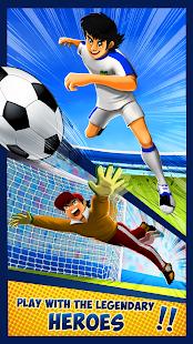 Football Striker Anime - RPG Champions Heroes Ekran Görüntüsü