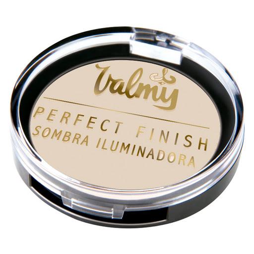 Sombra Valmy Iluminadora Marfil 3.5g Sombra para los ojos, de textura fina ideal para dar luz a la mirada, fórmulas a base de pigmentos nacarados.