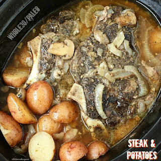 Rib Eye Steak Crock Pot Recipes.
