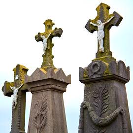 by Dominique Demeulemeester - City,  Street & Park  Cemeteries