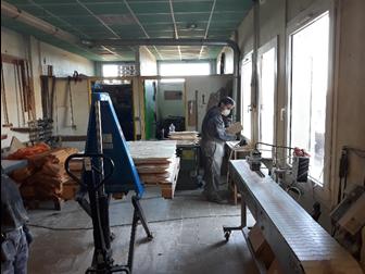 Atelier Bois de L'Arche La Merci Charente