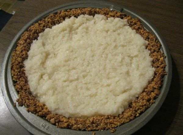Nutty Crust...cinstraw Recipe