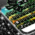 霓虹灯星级键盘 icon