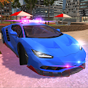 Extreme Police Car Driving: Police Games 2020 icon