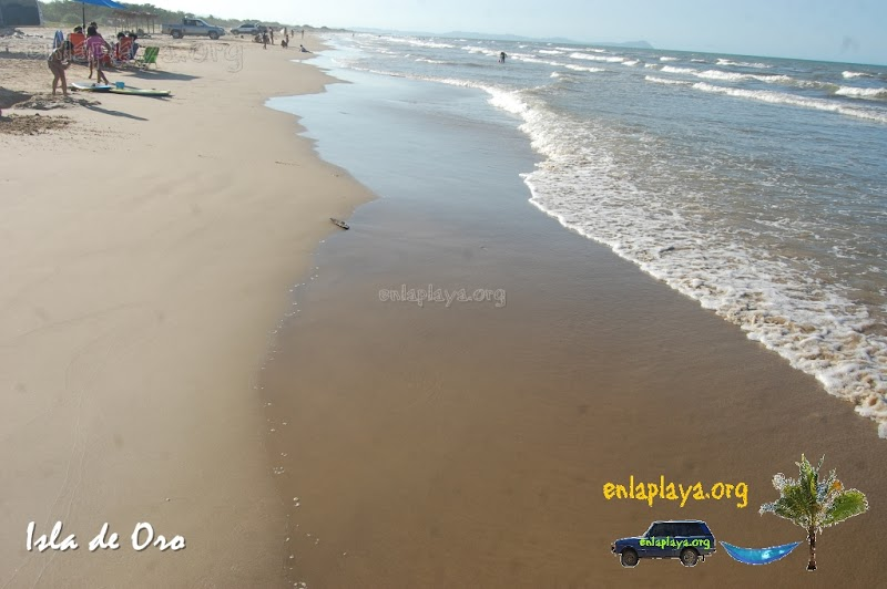 Playa Isla de Oro M053, Estado Miranda, Venezuela
