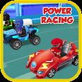 Power Racer Hyper Force