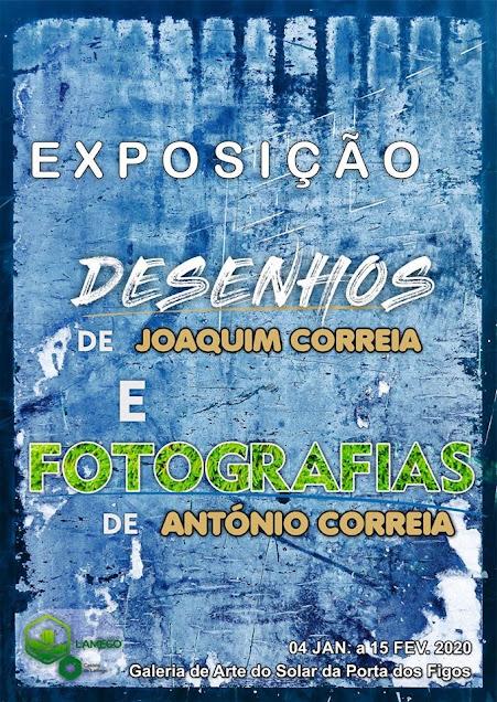 Desenhos e fotografias numa única exposição no Solar da Porta dos Figos