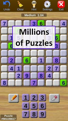 Sudoku Games and Solver screenshots 1