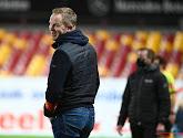 Wouter Vrancken wil met KV Mechelen indien mogelijk graag naar play-off 2