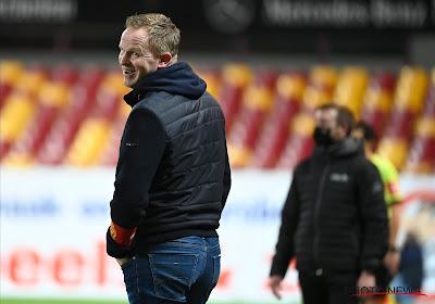 """Vrancken is een tevreden man: """"De spelers hebben mentaliteit getoond"""""""