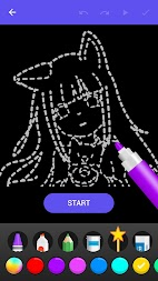 Draw Glow Comics APK screenshot thumbnail 2