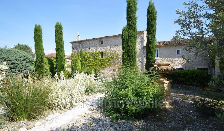 Maison avec piscine et terrasse Le Puy-Sainte-Réparade