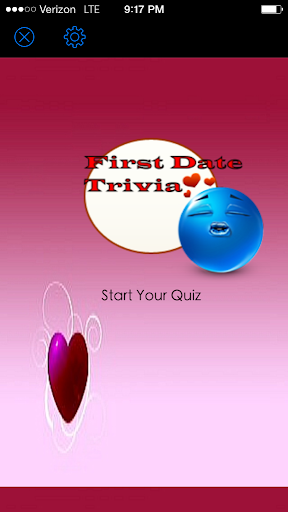 Quiz for First dates