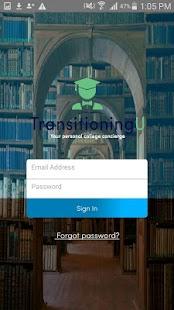 TransitioningU - náhled
