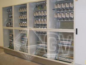Photo: Gas Vapor S.L. - www.gv.iei.es Instalacines Varias-Cuadros Electricos