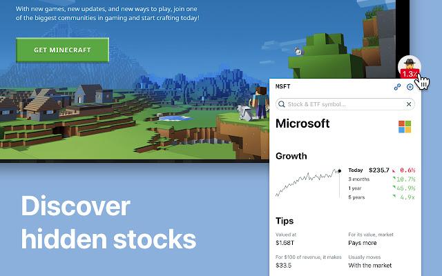 Stock Inspector - Discover Companies & ETFs