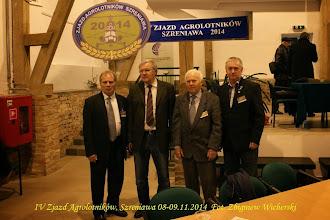 Zdjęcie: Grupa Mielec - IV Zjazd Agrolotników, Szreniawa k.Poznania 08.11.2014