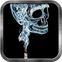 Cigarette Smoke Live Wallpaper icon