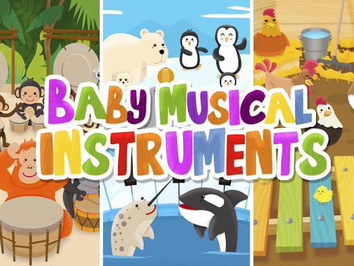 Baby musical instruments  screenshots 5