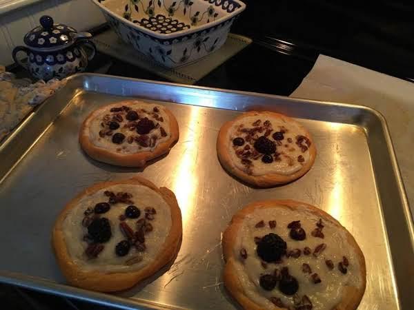Easy Danish Dough