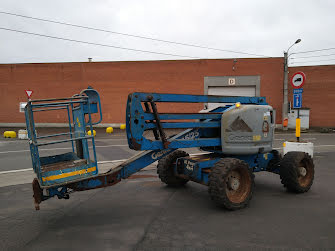 Picture of a GENIE Z-45/25 RT
